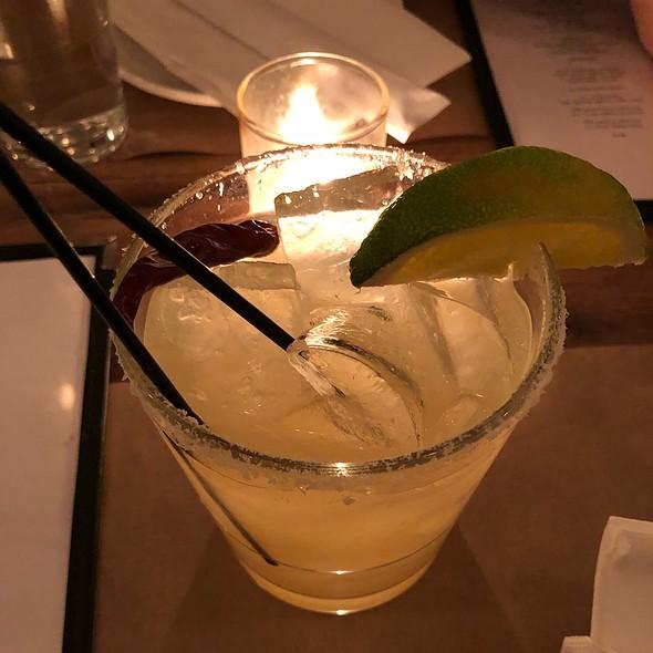Chili Yuzu Margarita