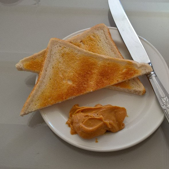 Toast and Peanut Butter