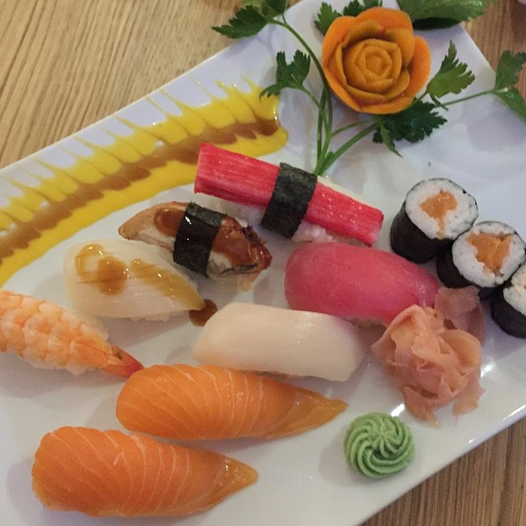 Sushi Set, mittel