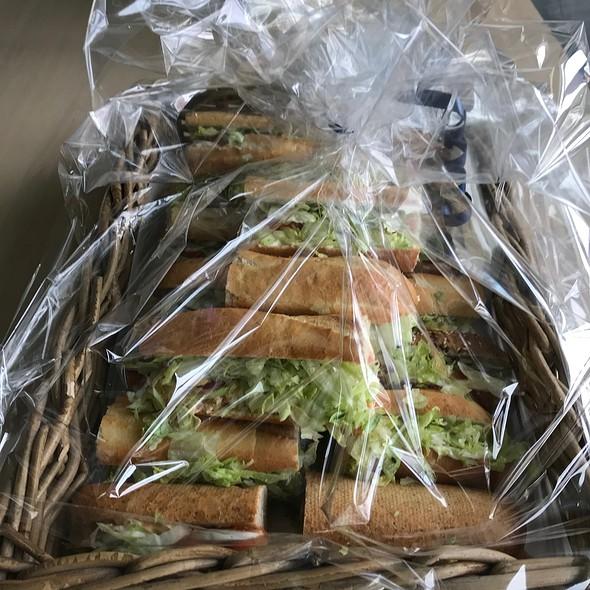 Broodjes @ Gemeentehuis