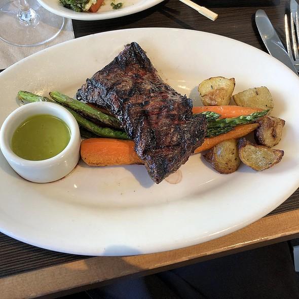 Grilled Strip Steak @ Ruscello