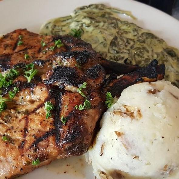 Grilled Pork Chops @ Firkin & Phoenix
