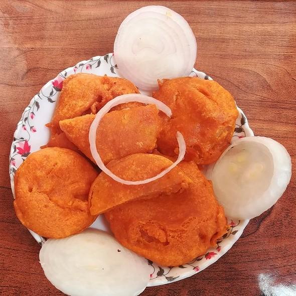 Onion bhajji recipe