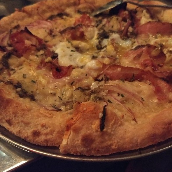Yukon Gold Pizza