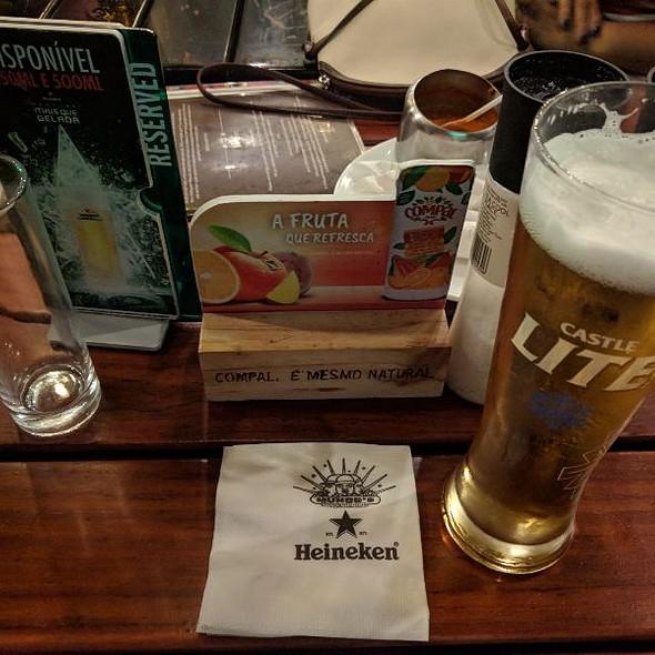 Castle Lite Beer