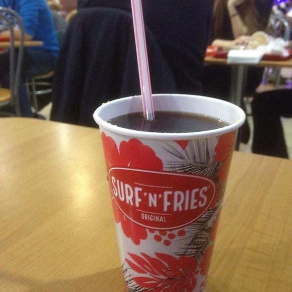 Pepsi @ Surf N' Fries