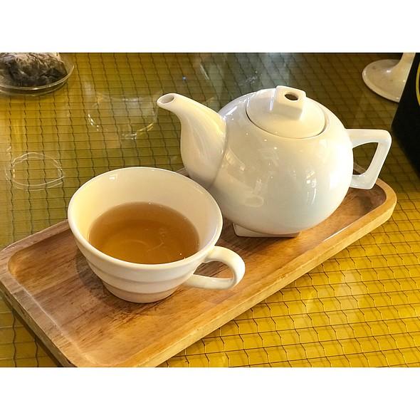 Lychee Konnyaku Tea