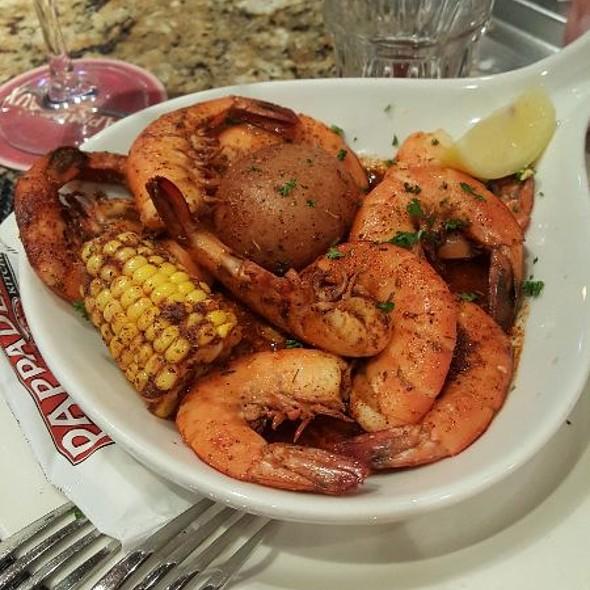 Hot Boiled Shrimp @ Pappadeaux Seafood Kitchen