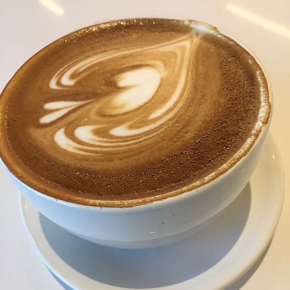 Latte @ Blue Bottle Coffee