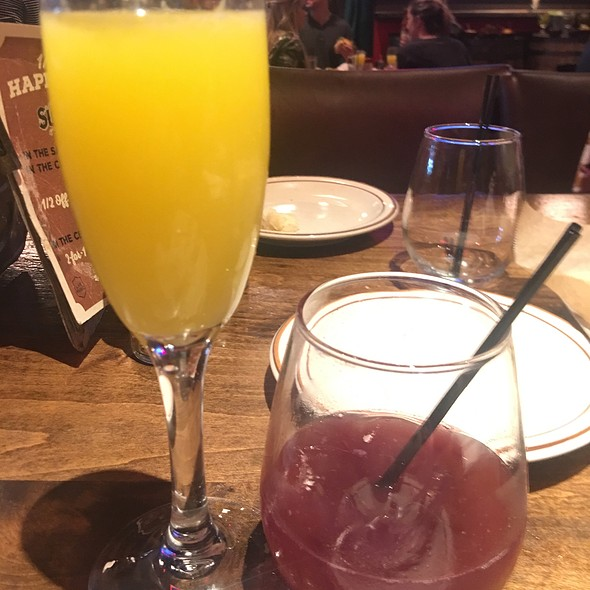 Sangria And Mimosas!