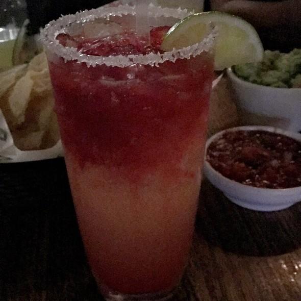 Blood Orange Margarita @ La Paz
