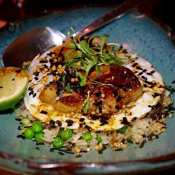 Foie Gras Fried Rice