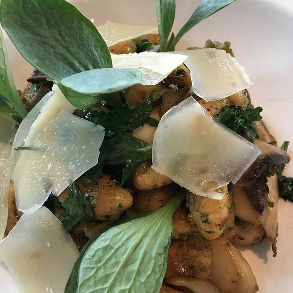 Sweet Potato Gnocchi @ Cafe Modern