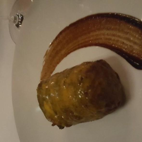 Filet Mignon Wrapped In Proscuitto