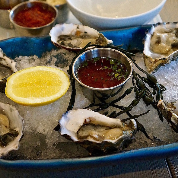 Kumiai Oysters