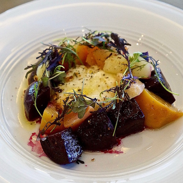 Roasted Beets/Burrata