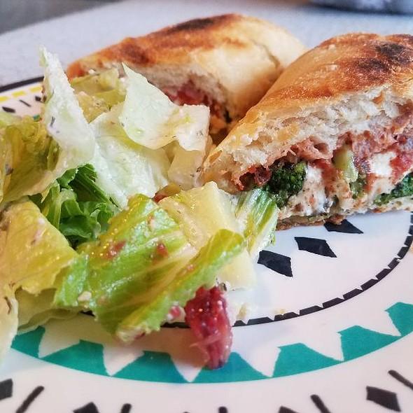 Broccoli Sub @ <3 House Of Sandwich Gal <3