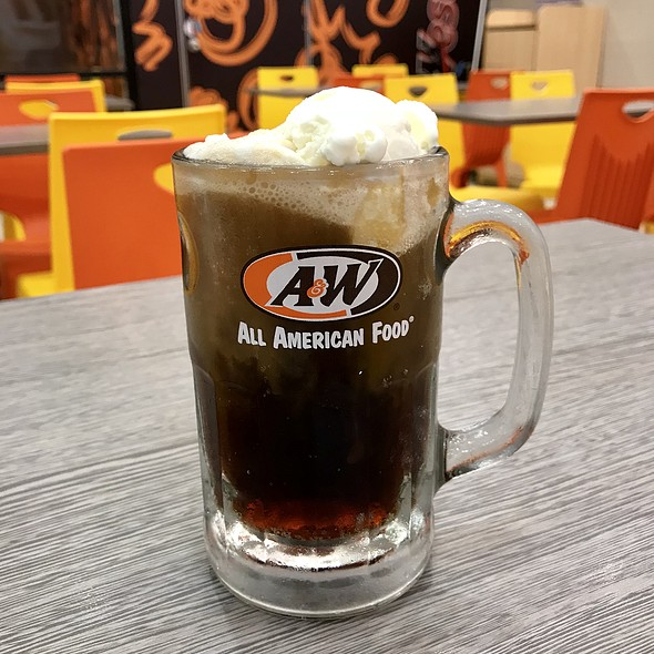 A&W RB with Float