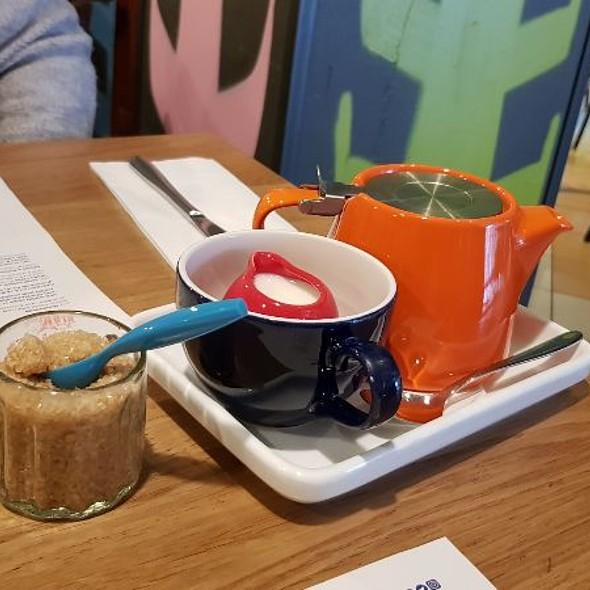 Tea @ Wahaca Manchester