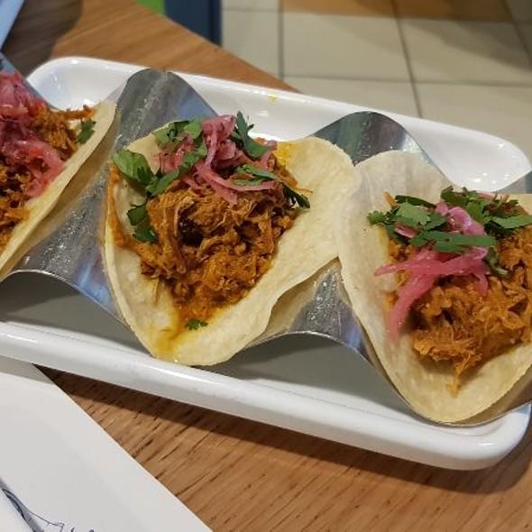 Pork Pabil Tacos @ Wahaca Manchester