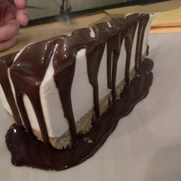Chocolate Cheesecake @ Bir & Fud