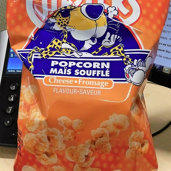 Chesters Cheese Popcorn