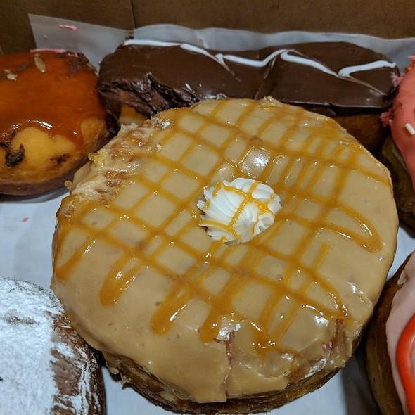 Caramel Latte Donut