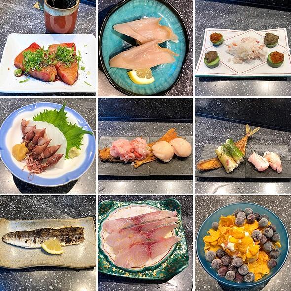 Omakase Deluxe @ Sushi Murayama