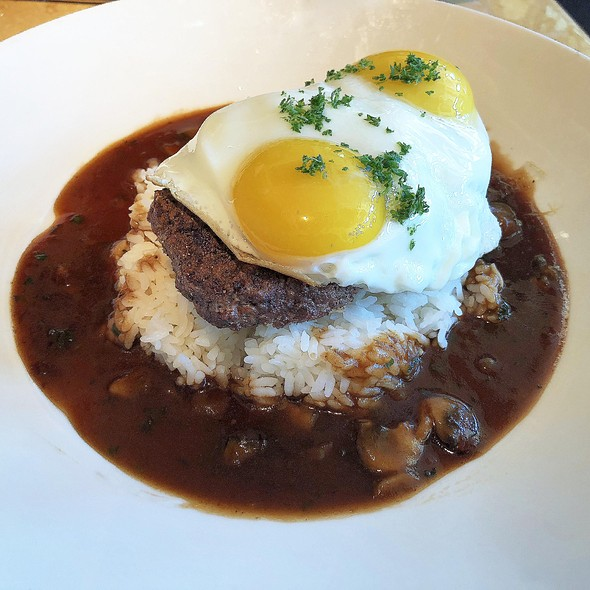 Loco Moco @ The Cheesecake Factory