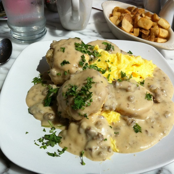 Biscuits and Gravy - Sheridan's, Cudahy, WI