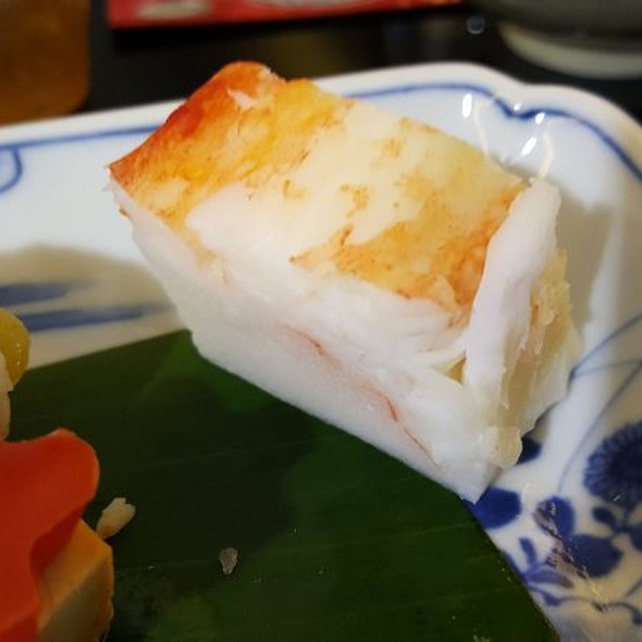 King Crab Fishcake