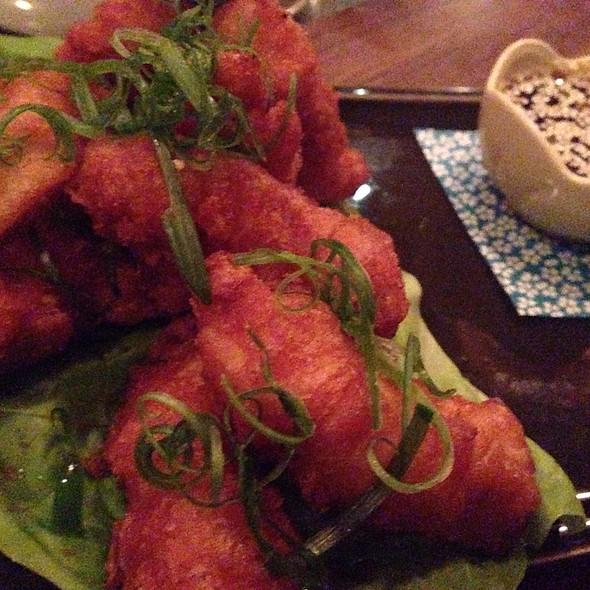 Kaluai Fried Chicken @ LONO Hollywood