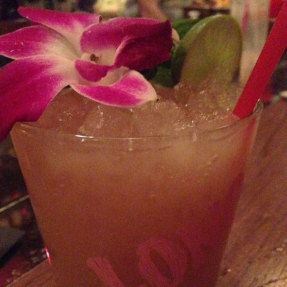 Mai Tai @ LONO Hollywood