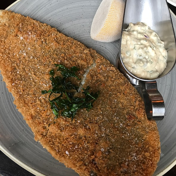 Panko Crumbed Sole