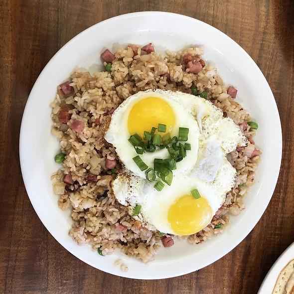 Uncle Danny's Fried Rice @ Big City Diner Aiea