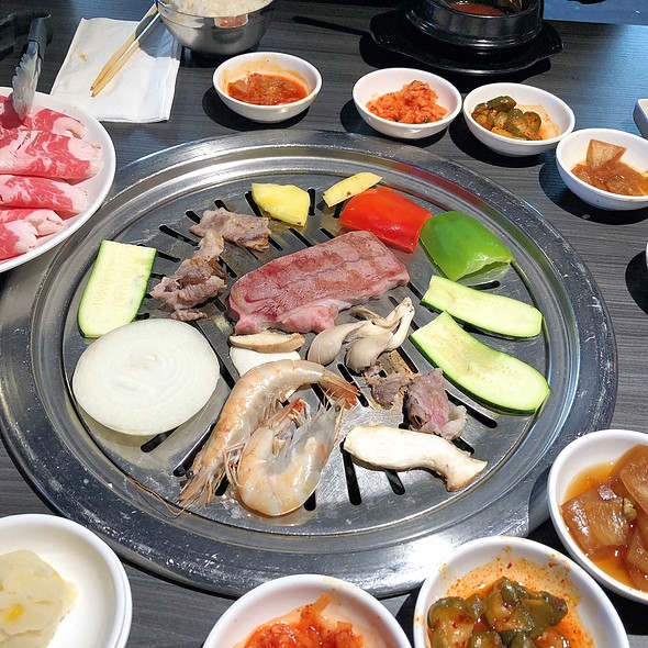 Eat all you want BBQ @ Gen Korean BBQ