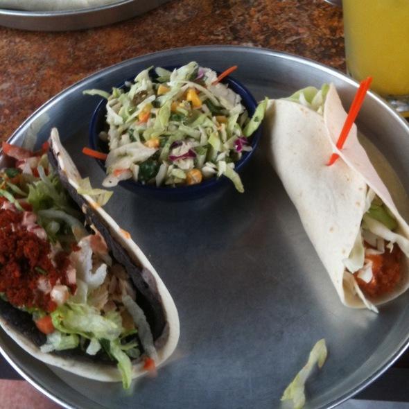 Tacos @ Taco Mamacita