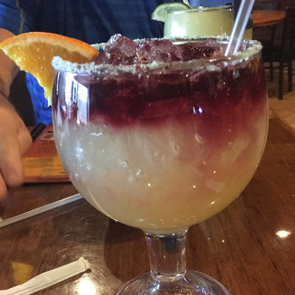 Mimosa Margarita @ Agave Loco Mexican Grill
