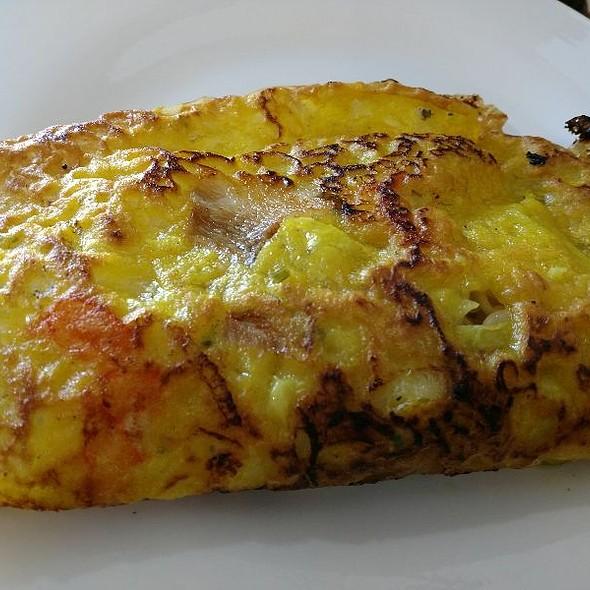 Bánh Xèo Crepe