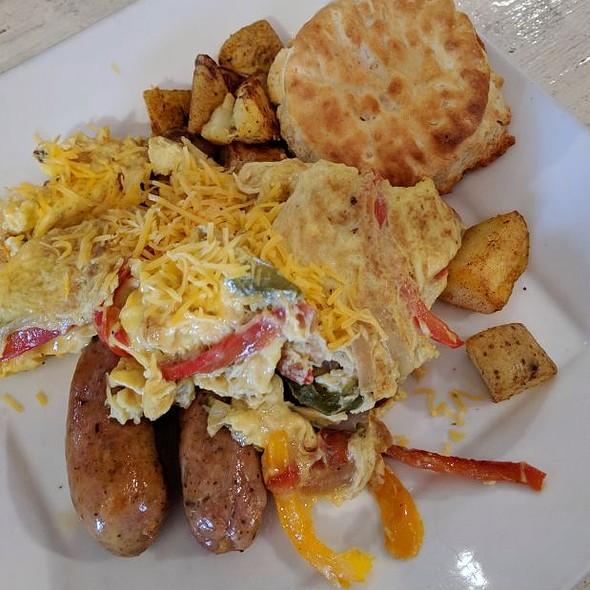The Shipwreck Breakfast @ Simple Eats
