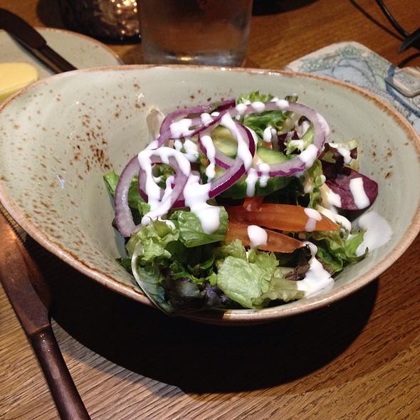 Side Salad @ Bistro Stiel