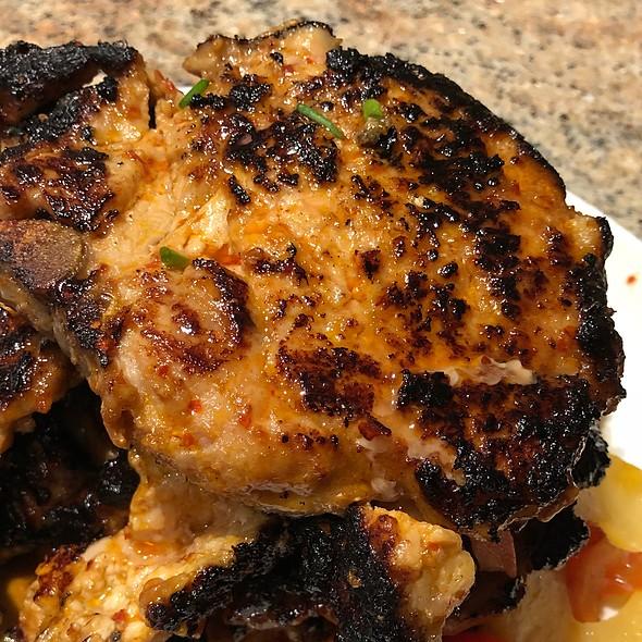 Garlic Chili Pork Chop @ Doug Yee's