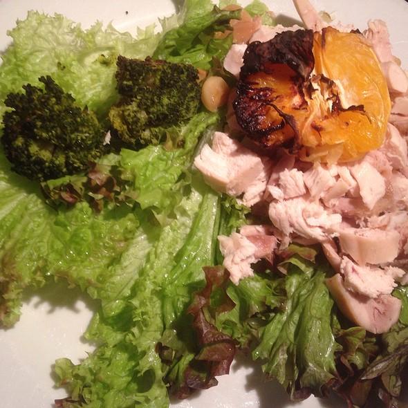 Grilled Chicken salad @ Apartment