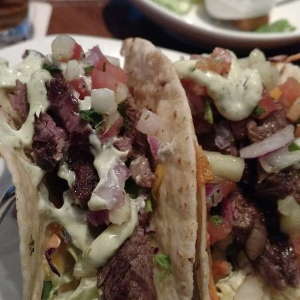 Steak Tacos @ Outback Steakhouse