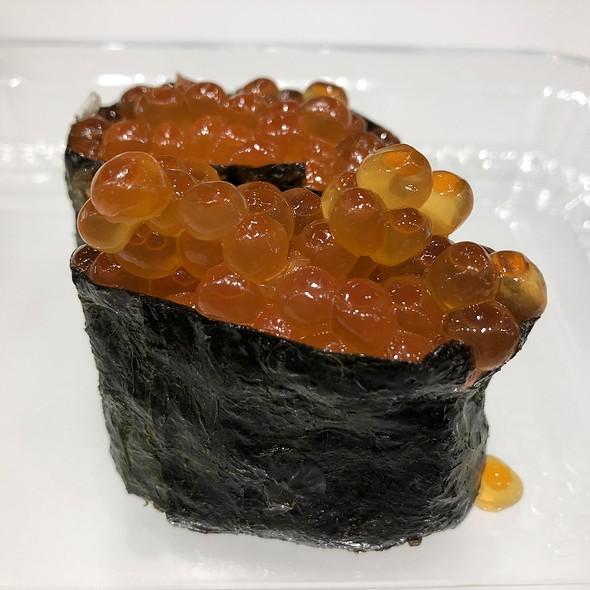 Salmon Roe (Ikura) Sushi @ Osaka