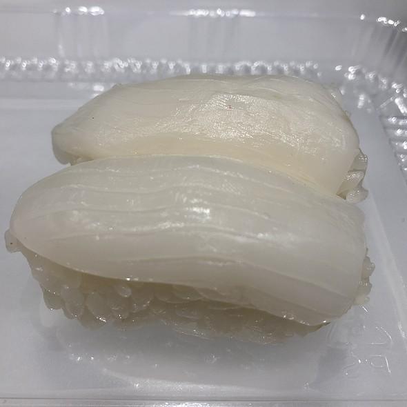 Ika (Squid) Sushi @ Osaka