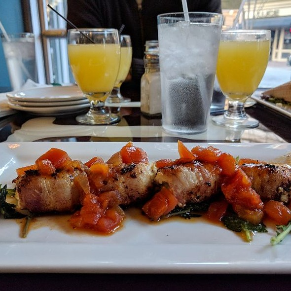 Bacon Wrapped Shrimp @ Hair of the Dog Eatery, Downtown Norfolk