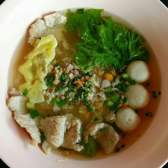 Noodle & Dumpling Soup