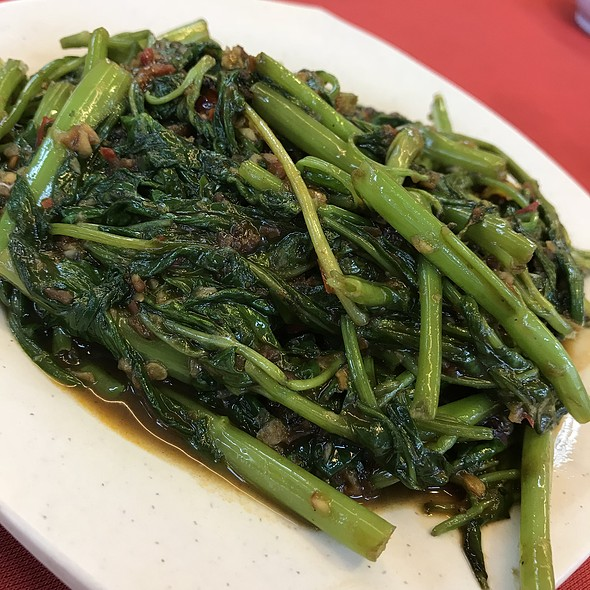 蕹菜 Kangkong