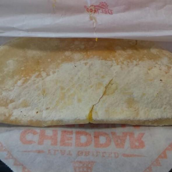 Cheddar Quesadilla